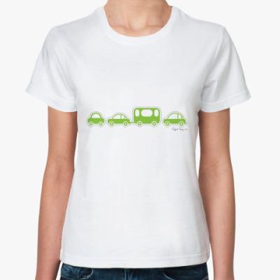 Классическая футболка Эко
