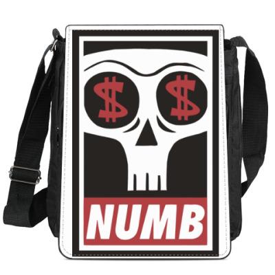 Сумка-планшет Numb
