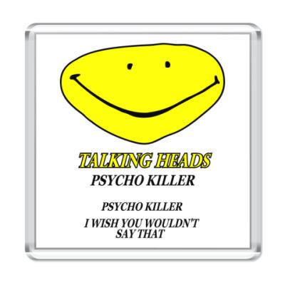 Магнит Talking Heads