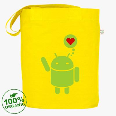 Сумка Love Android