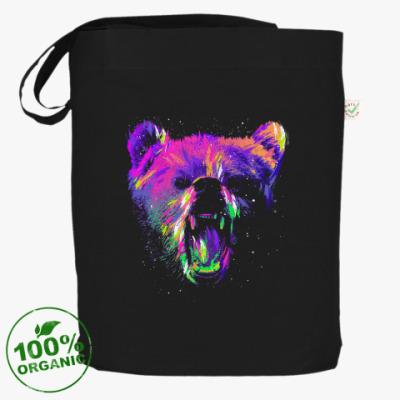 Сумка Абстрактный медведь