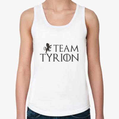 Женская майка Команда Тириона