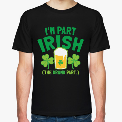 Футболка Ирландец