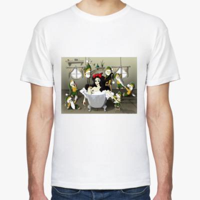 Футболка «Белоснежка»