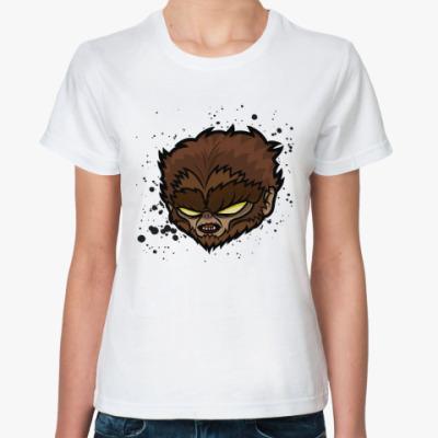 Классическая футболка Оборотень