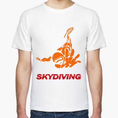 Футболка SKYDIVING