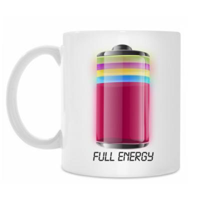 Кружка 'Для энергичных'