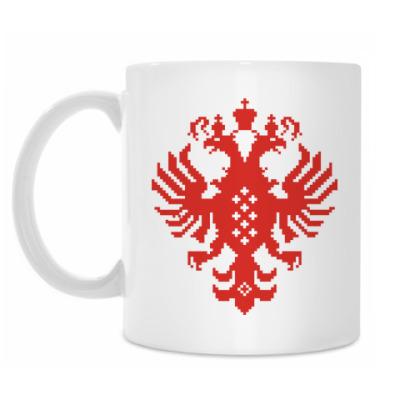 Кружка Герб Российской империи