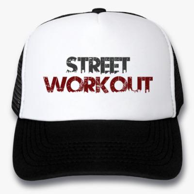 Кепка-тракер Street Workout