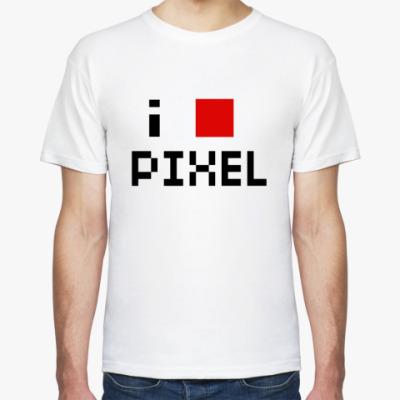 Футболка pixel