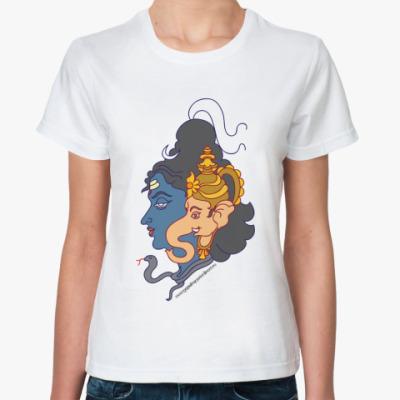 Классическая футболка Krishna