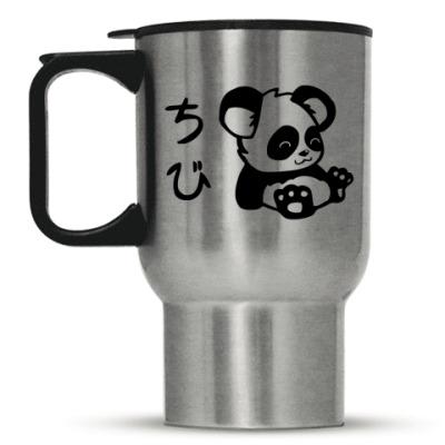 Кружка-термос Panda