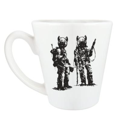 Чашка Латте War Pigs