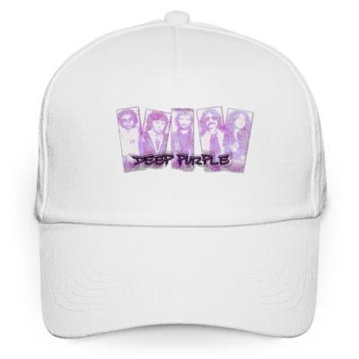 Кепка бейсболка deep purple