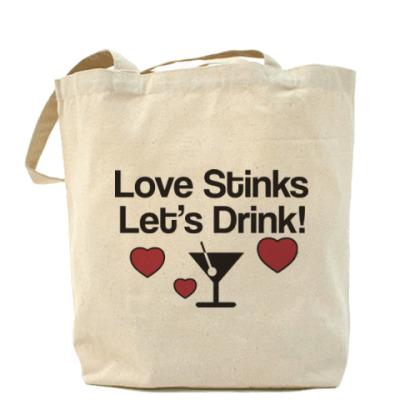 Сумка Love Stinks
