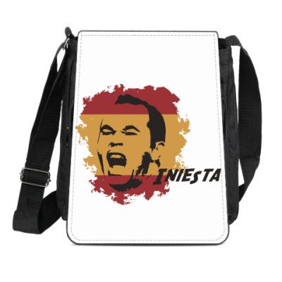 Сумка-планшет Иньеста