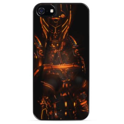 Чехол для iPhone Mass Effect Фантом (Phantom)