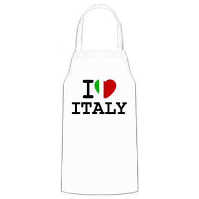 Фартук I Love Italy