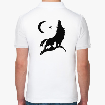 Рубашка поло Кавказ