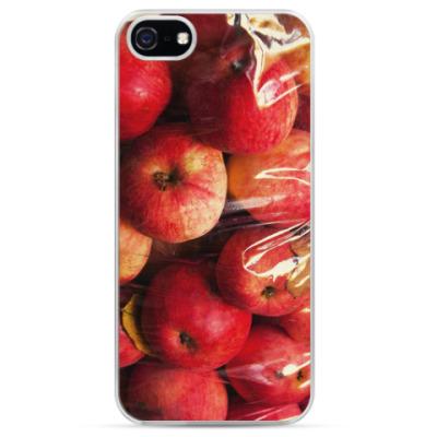 Чехол для iPhone Румяные яблоки