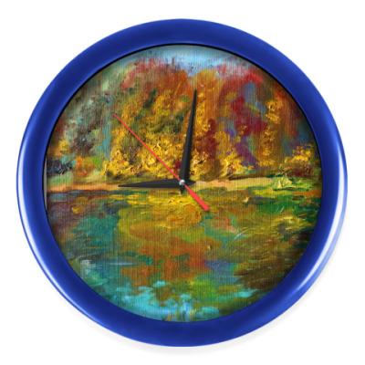 Настенные часы 'Осенние краски'
