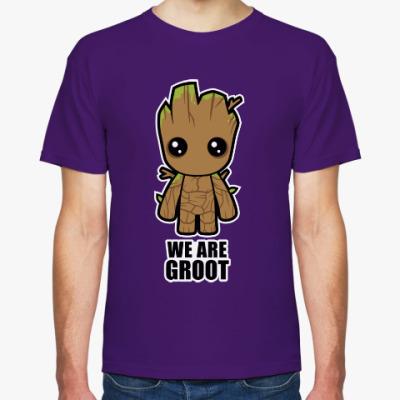Футболка We are Groot