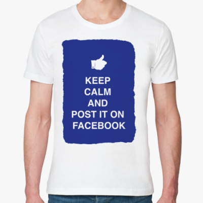 Keep calm and post