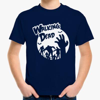 Детская футболка Ходячие мертвецы