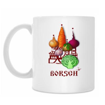 Кружка Borsch