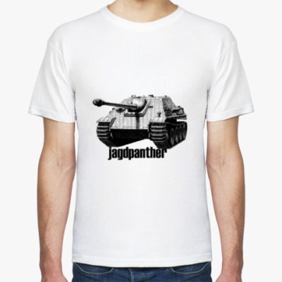 Футболка 'Jagdpanther'