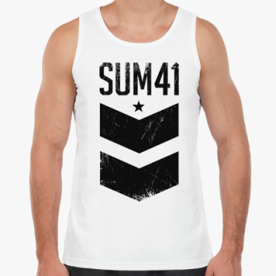 Майка Sum 41