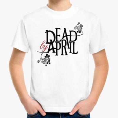 Детская футболка Dead by April