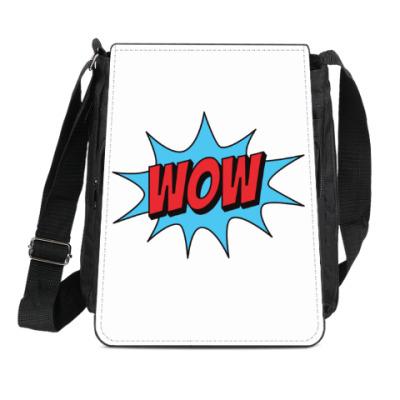 Сумка-планшет Wow