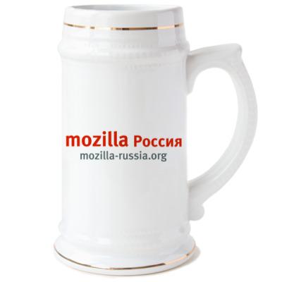 кружка MozillaRus