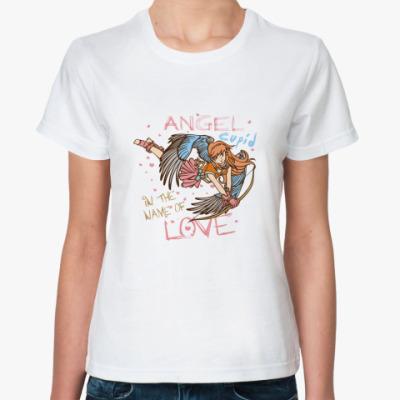 Классическая футболка Angel