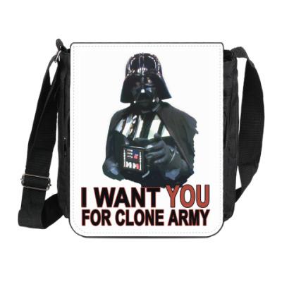Сумка на плечо (мини-планшет) Star Wars Darth Vader