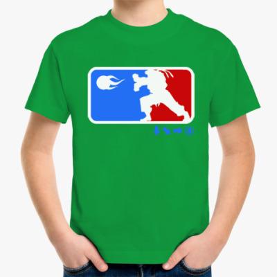 Детская футболка Funny Mortal Kombat