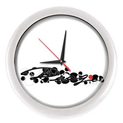 Настенные часы Daed пул