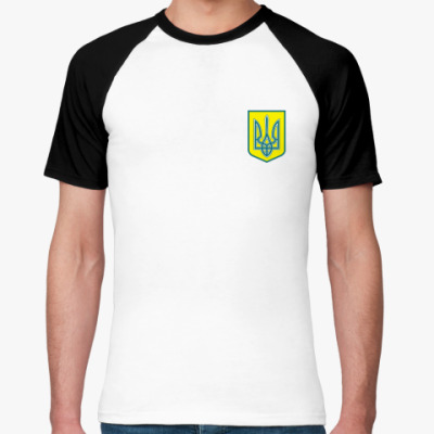 Футболка реглан Украина