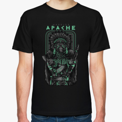 Футболка Apache Warrior