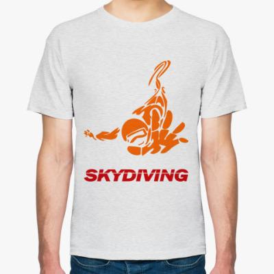 Футболка SKYDIVING