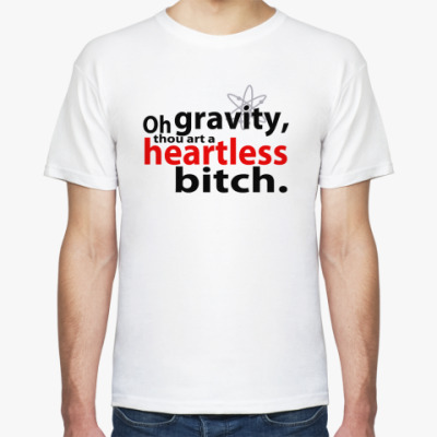 'oh gravity'