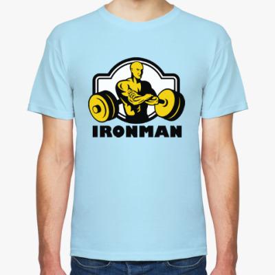 Футболка Ironman