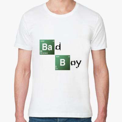 Футболка из органик-хлопка Bad Boy