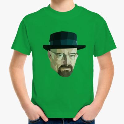 Детская футболка Хайзенберг/Heisenberg