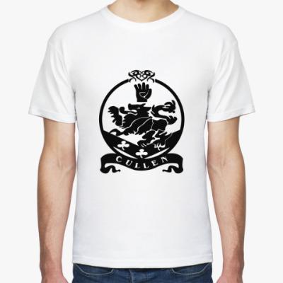 Футболка Cullen emblem