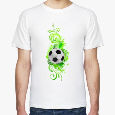 Футболка Футбольный мяч