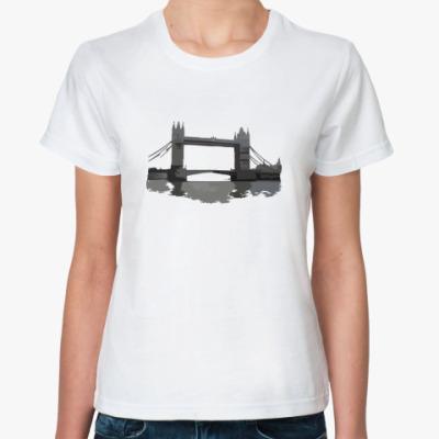 Классическая футболка Tower Bridge