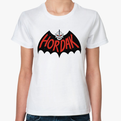 Классическая футболка Hordak (Masters Of The Universe)