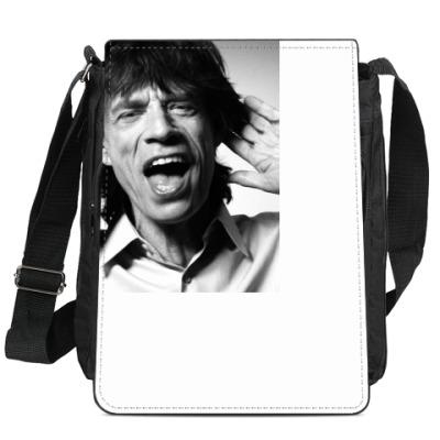 Сумка-планшет 'Mick Jagger'